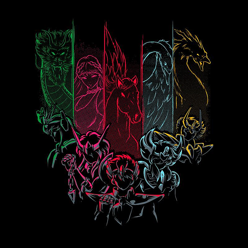 Pampling: Bronze Knights