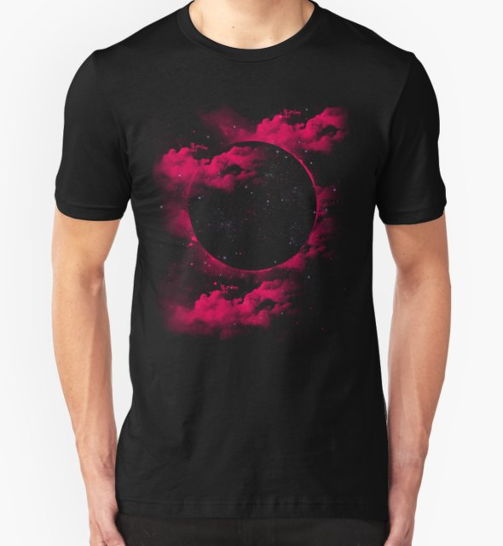 RedBubble: Black Hole
