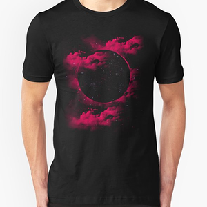 RedBubble: Black Hole