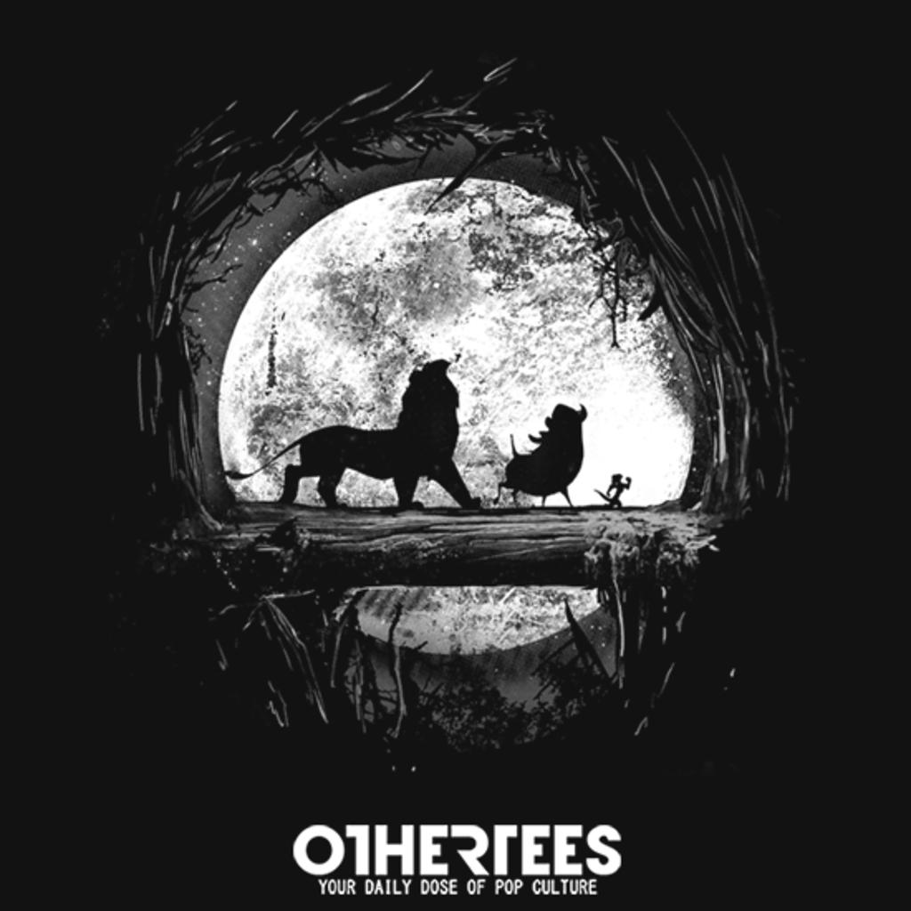 OtherTees: Journey Amongst Friends