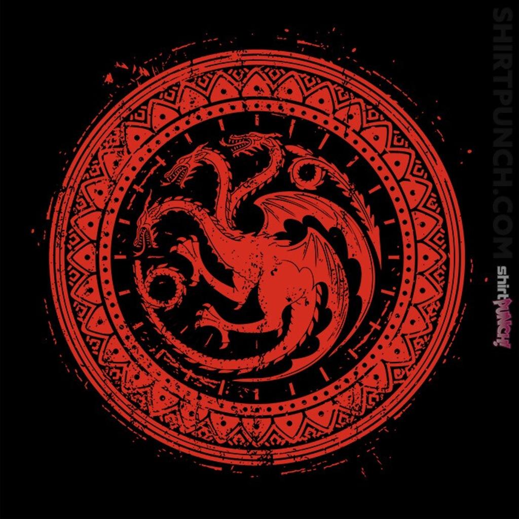 ShirtPunch: Seal Of Dragons