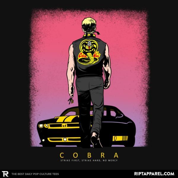 Ript: C  O  B  R  A