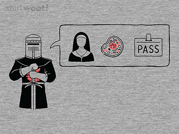 Woot!: Pun Shall Pass