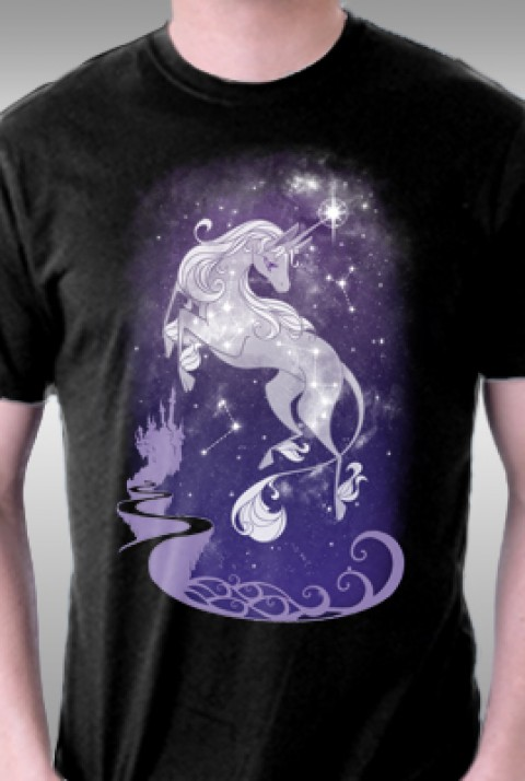 TeeFury: The Last Starry Sky