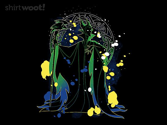 Woot!: A Maleficent Queen