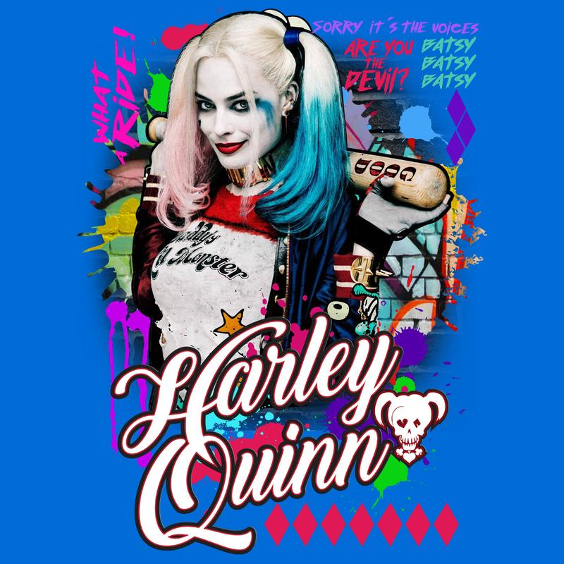 Curious Rebel: Harley The Voices