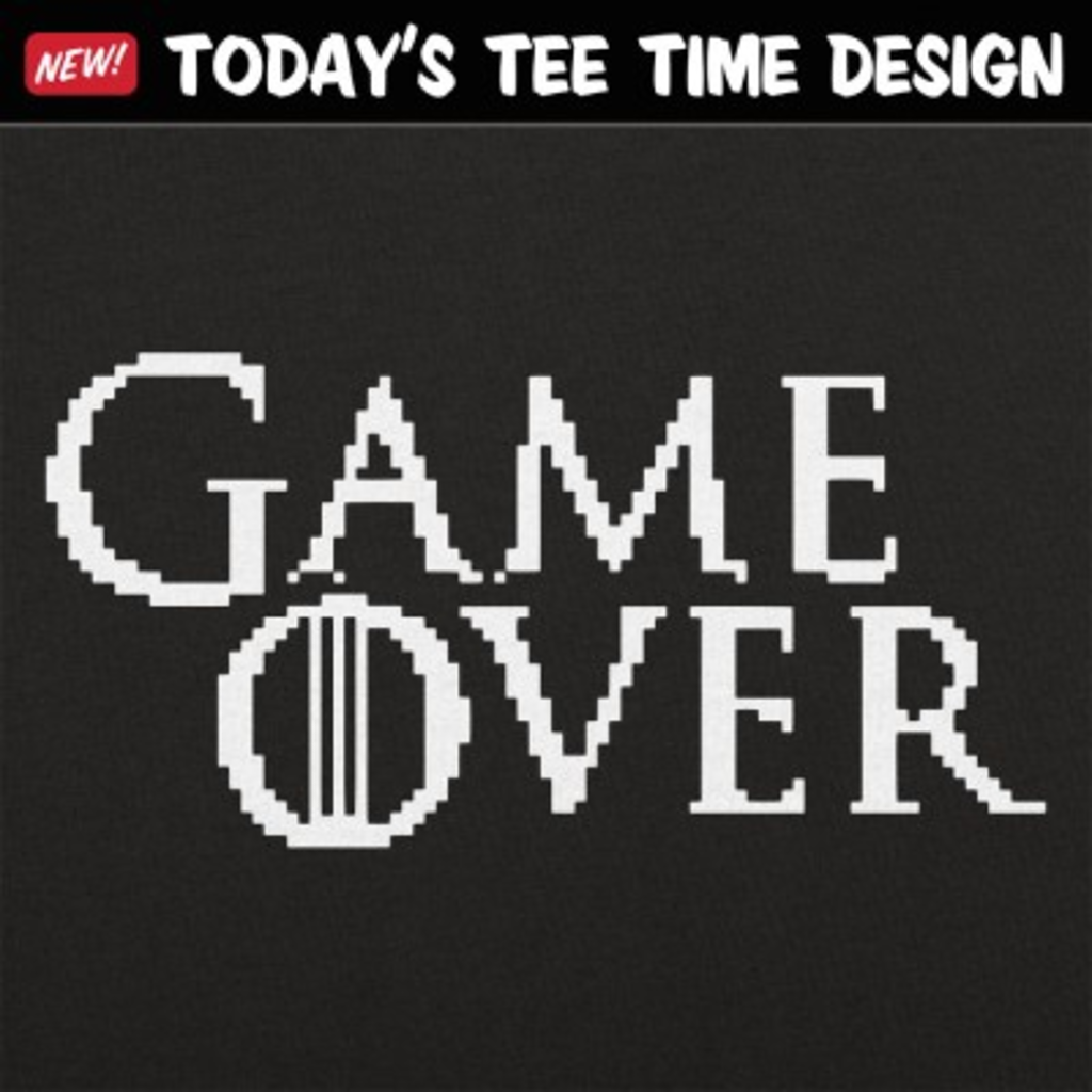 6 Dollar Shirts: Game Over