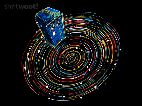 Woot!: Explore Time and Space