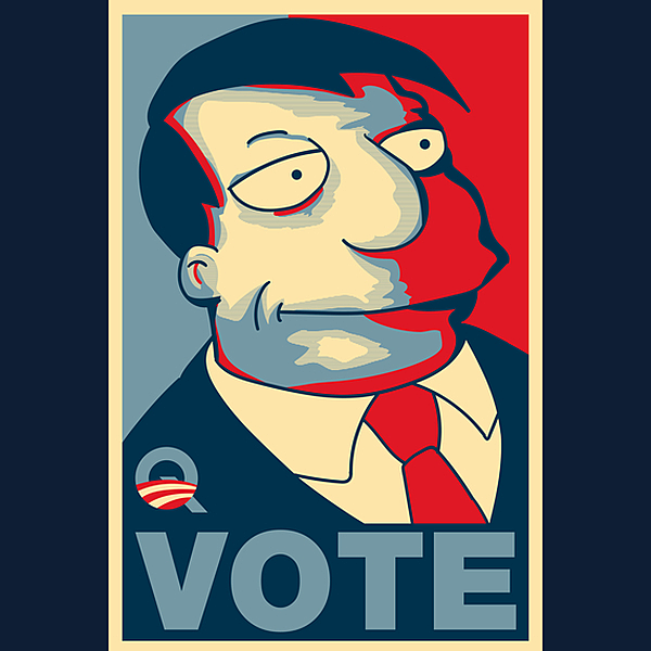 NeatoShop: Vote Quimby