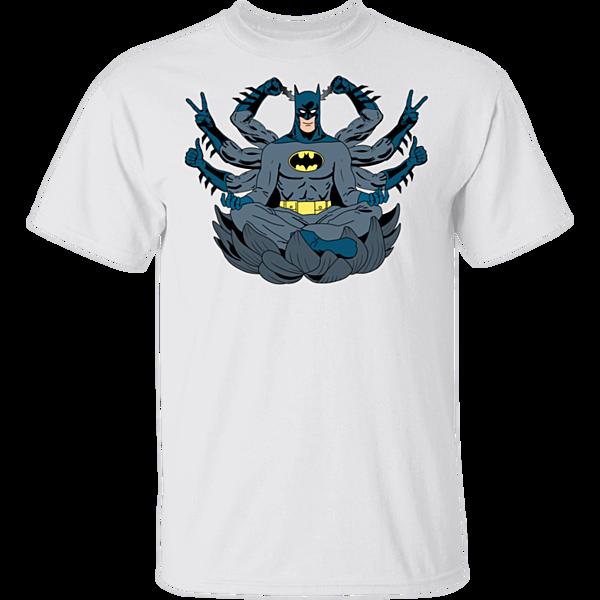 Pop-Up Tee: The Meditating Bat