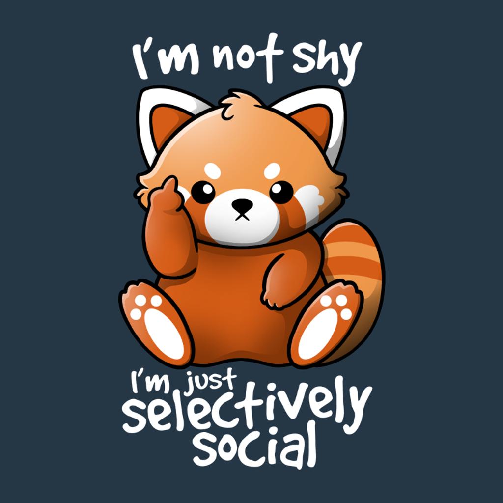 Pampling: Shy Red Panda