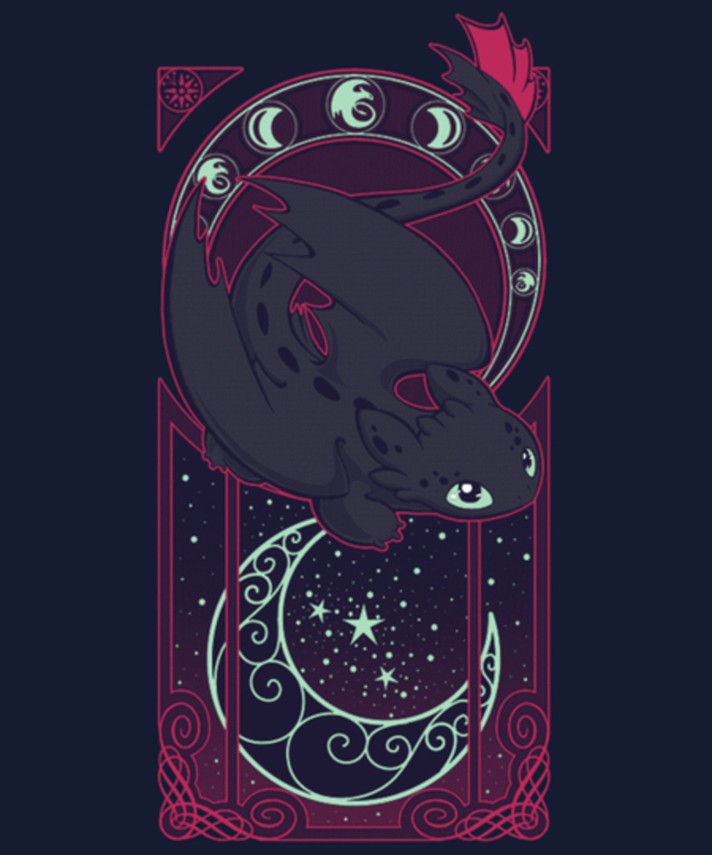 Qwertee: Art of the Night