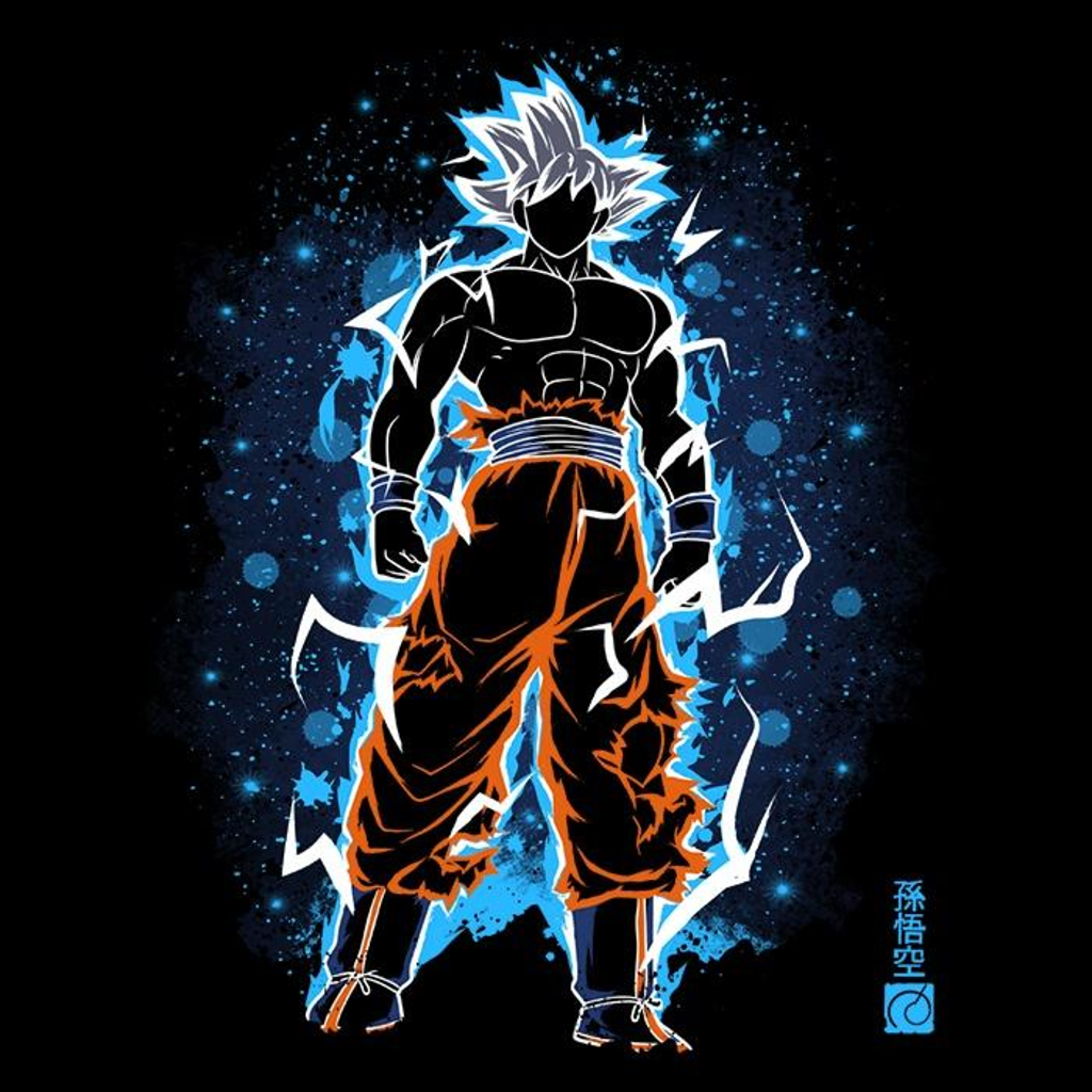 Once Upon a Tee: The Mastered Ultra Instinct