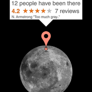 Qwertee: If the moon was just any place