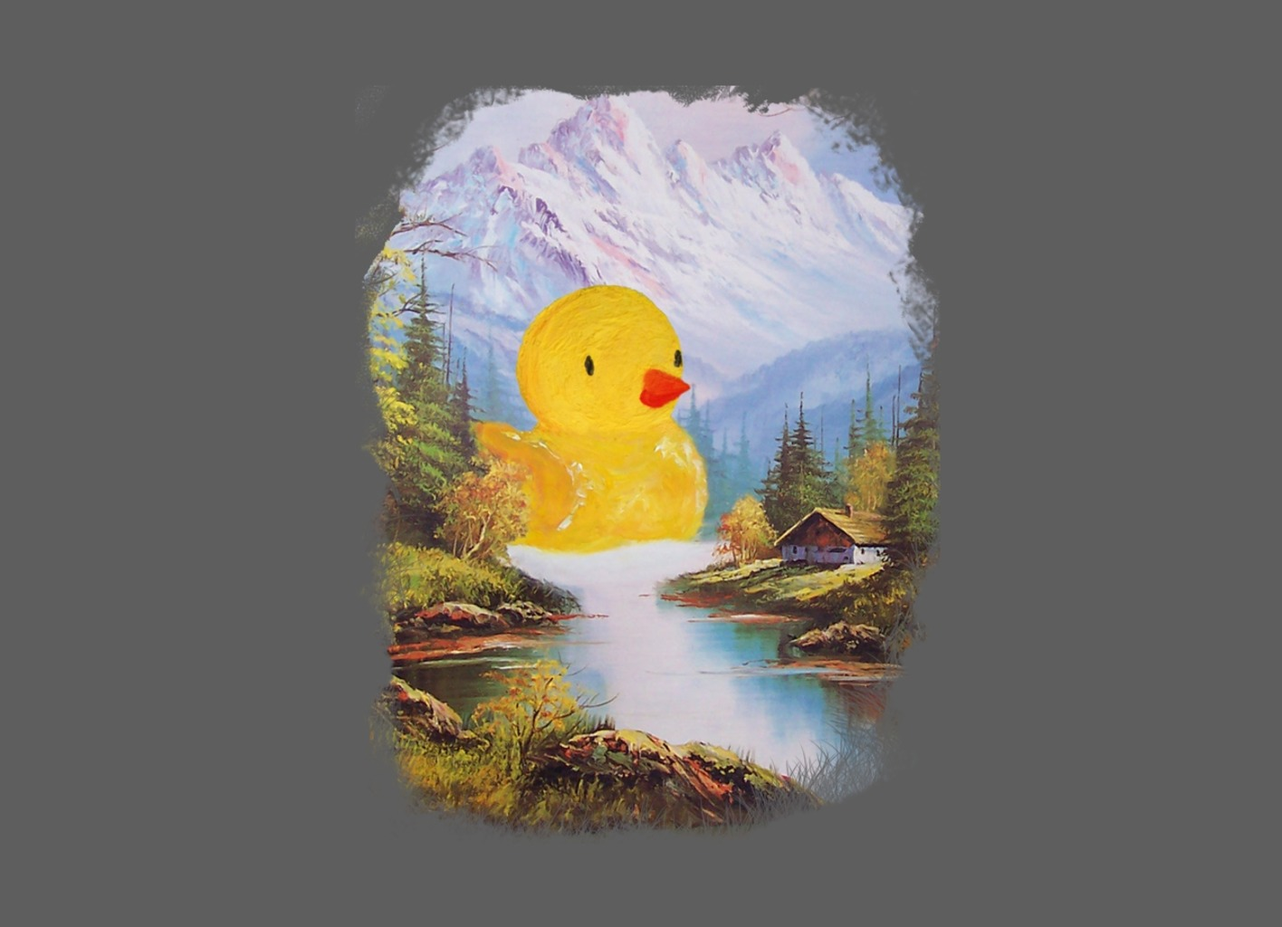 Threadless: So Quack