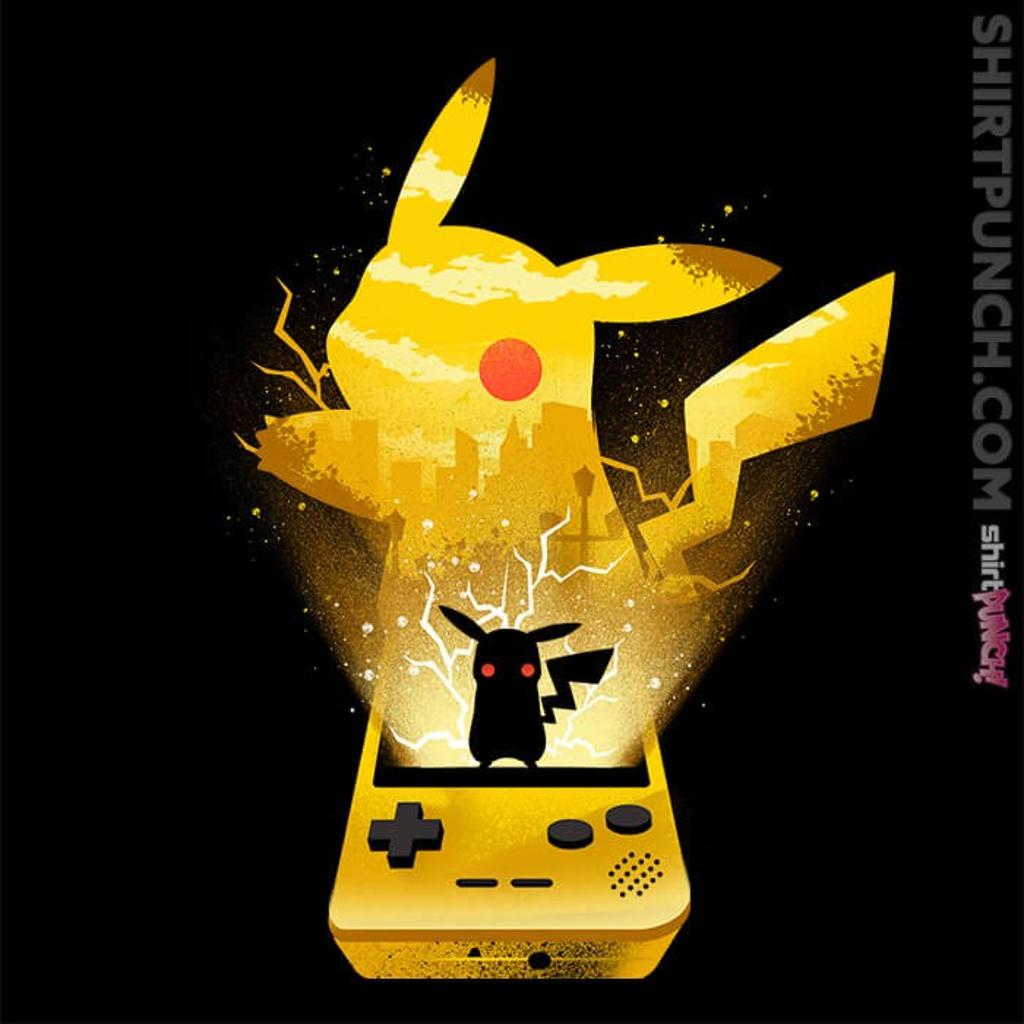 ShirtPunch: Yellow Pocket Gaming
