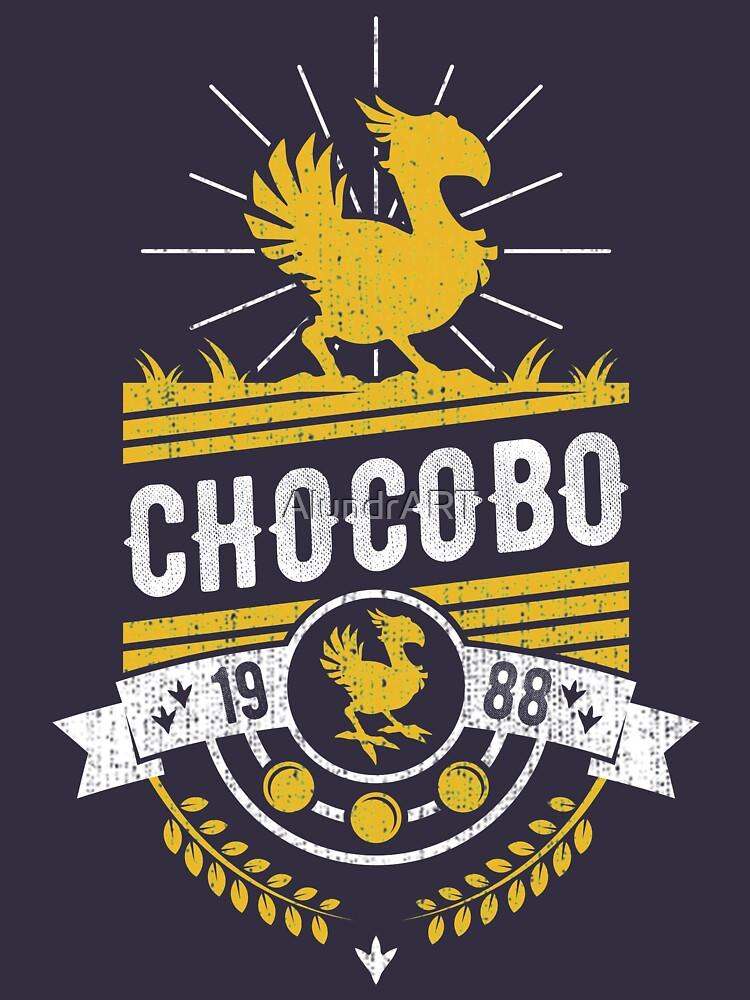 RedBubble: Chocobo
