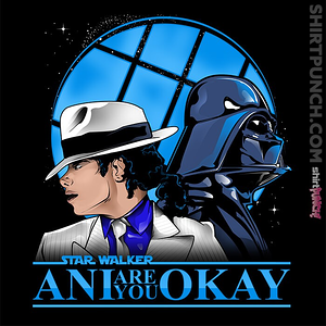 ShirtPunch: Are You Ok Ani