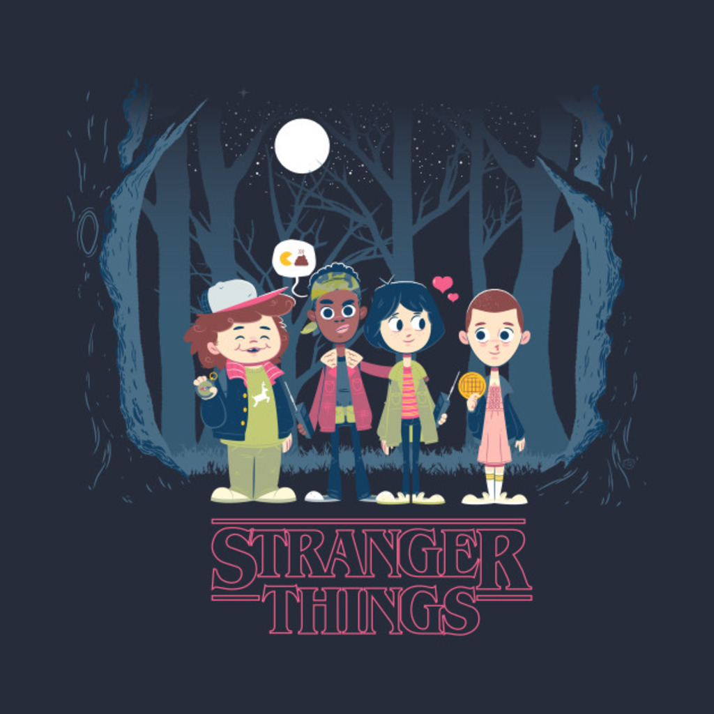 TeePublic: Perfect Strangers T-Shirt
