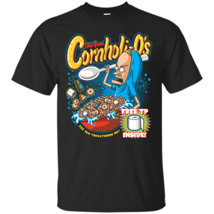 Pop-Up Tee: Cornholi-O's