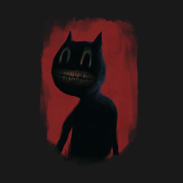 TeePublic: Cartoon Cat