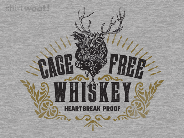 Woot!: Cage-Free Whiskey