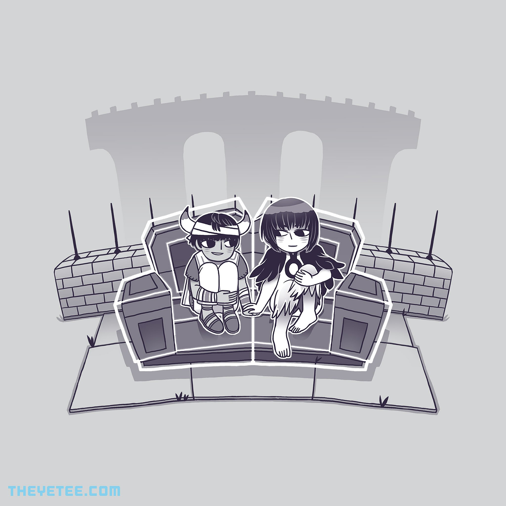 The Yetee: Save Point & Chill