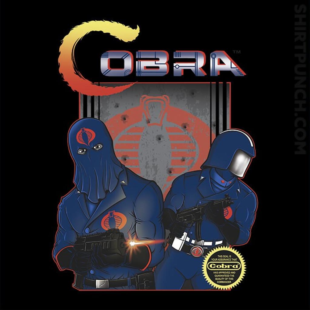 ShirtPunch: Cobra