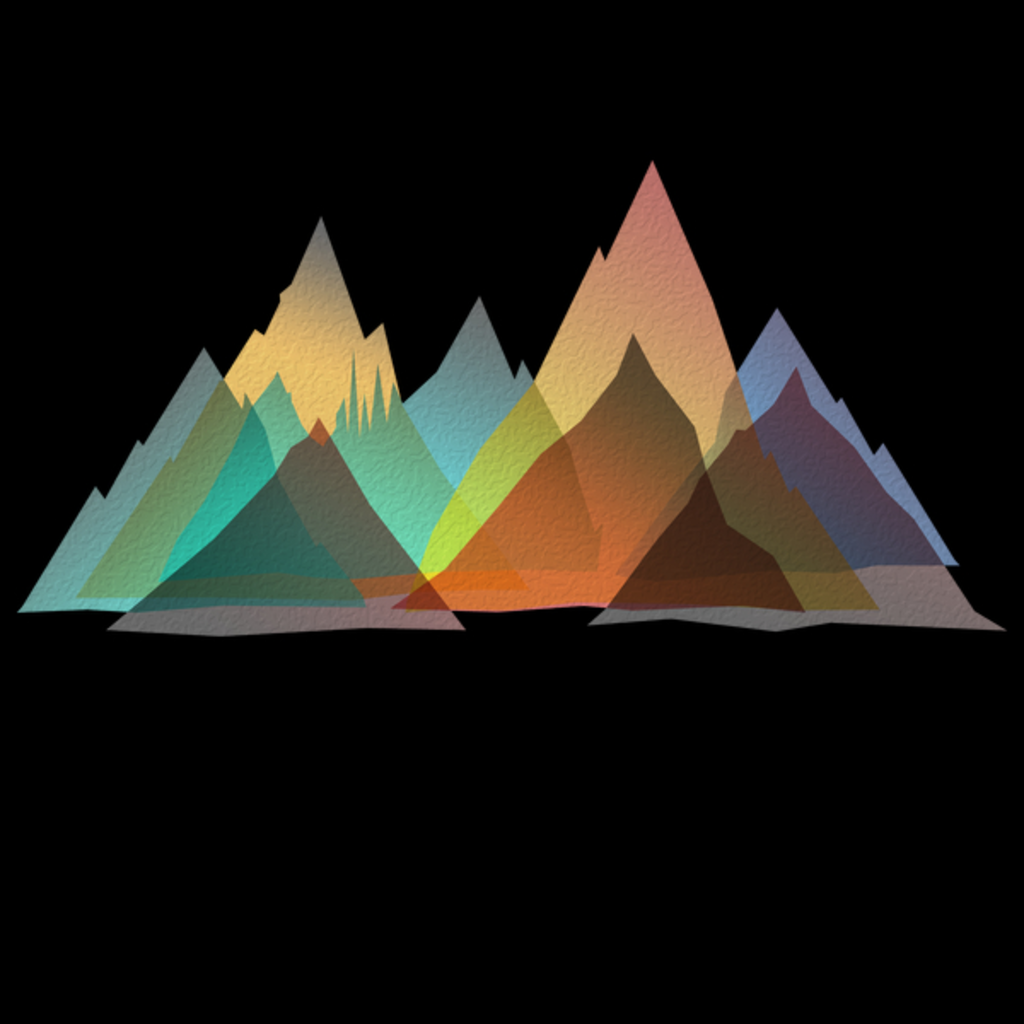 NeatoShop: Mountains Colors