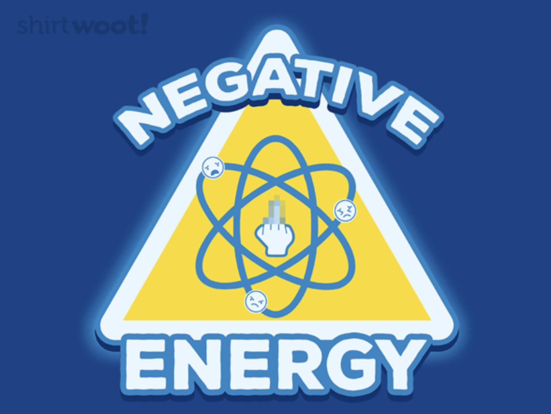 Woot!: Negative Energy