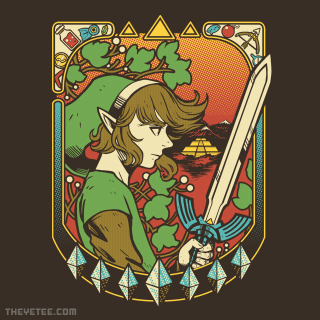 The Yetee: The Way
