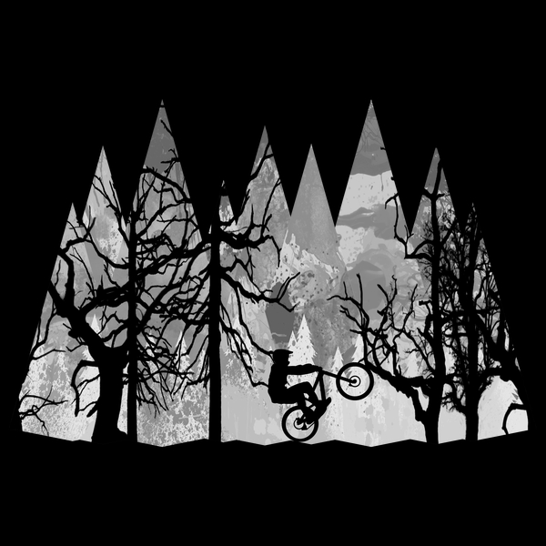 NeatoShop: MTB Black Trees
