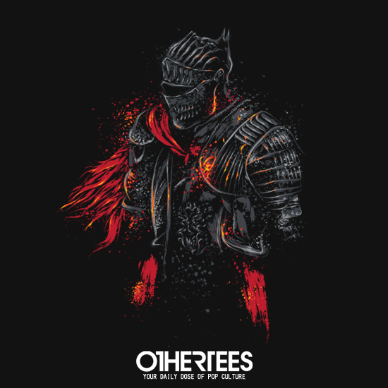 OtherTees: Red Knight