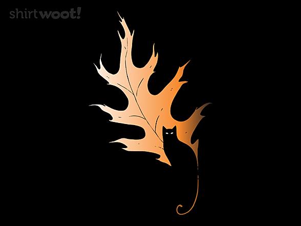 Woot!: Fall Feline