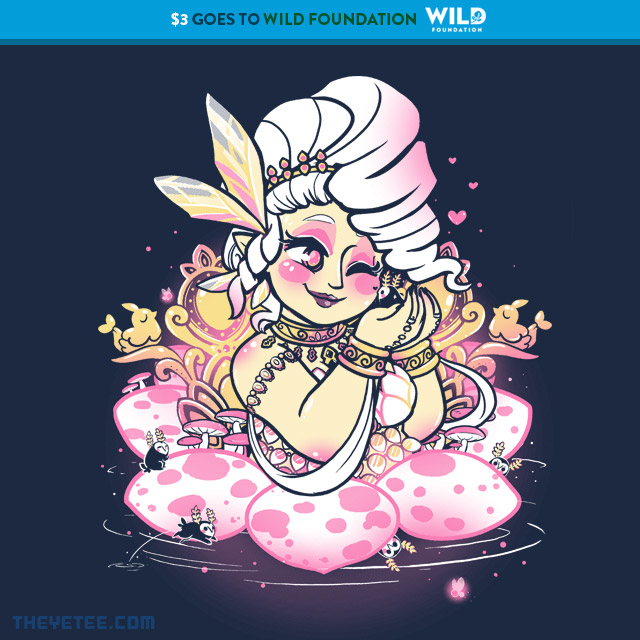 The Yetee: Cute Riches