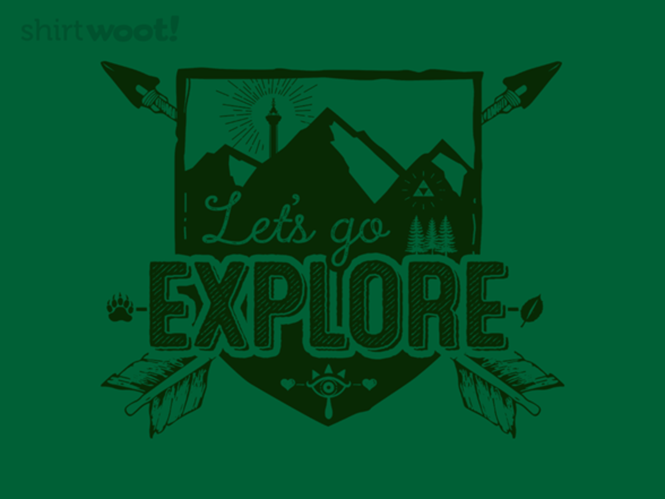 Woot!: Let's Go Explore
