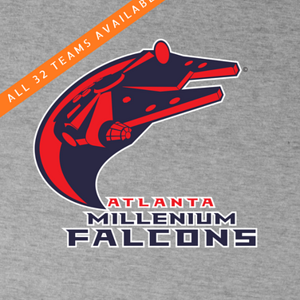 Shirt Battle: Atlanta Millenium Falcons