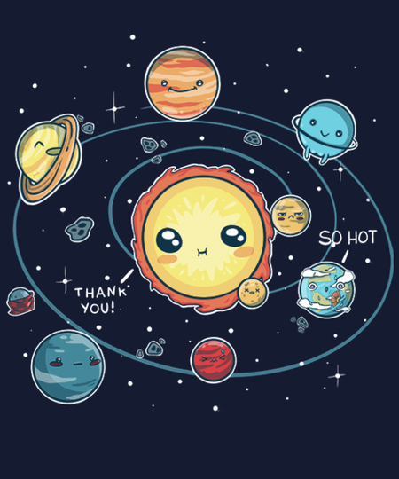 Qwertee: So hot