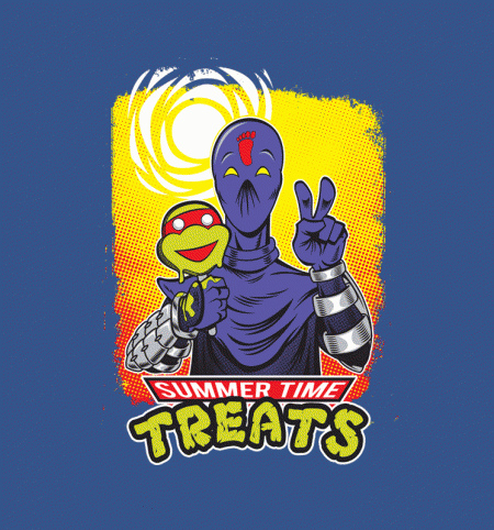 BustedTees: Summer Time Treats