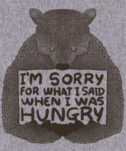 Qwertee: I'm Sorry for What I Said