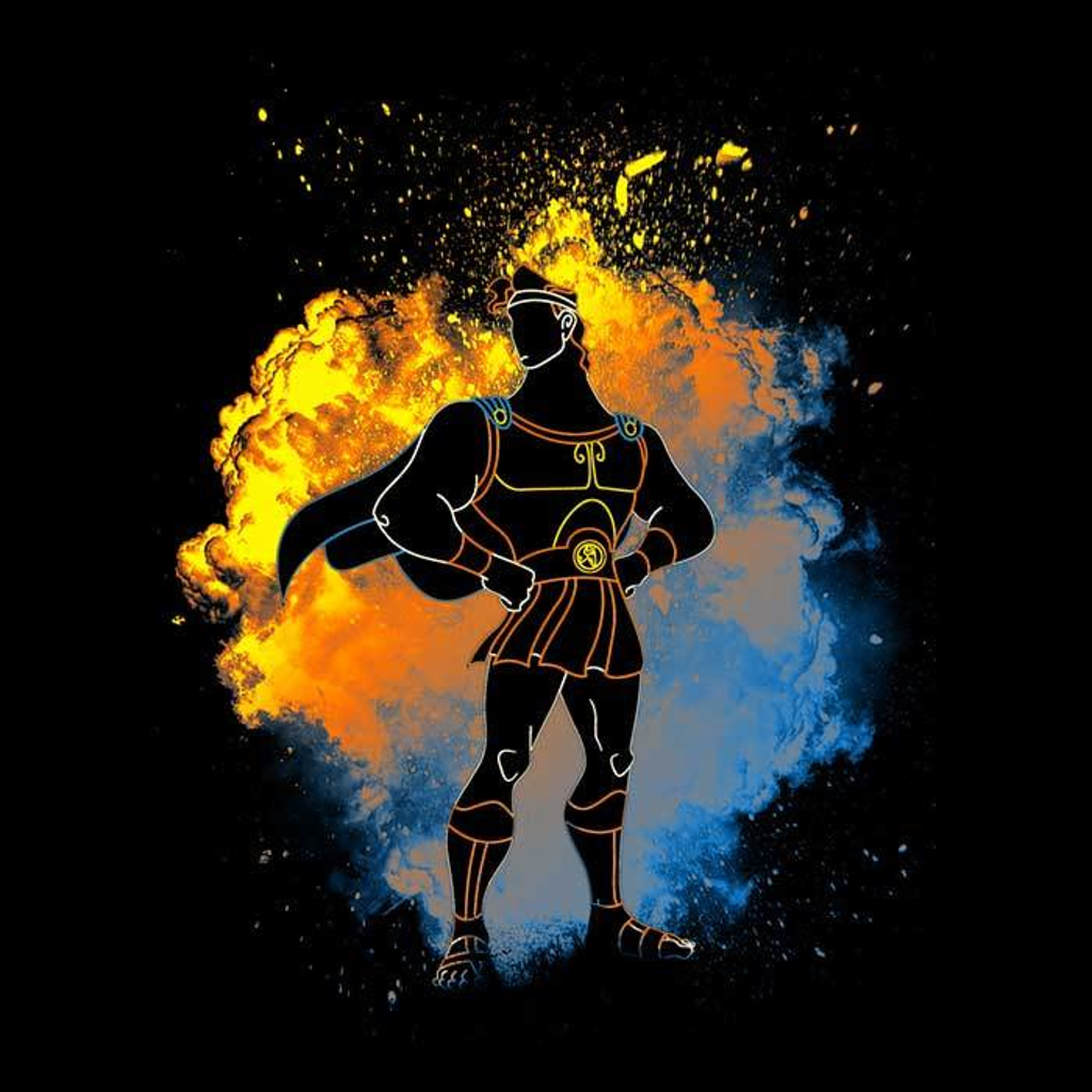 Once Upon a Tee: Soul of Olympus