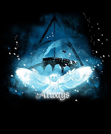 Qwertee: Always
