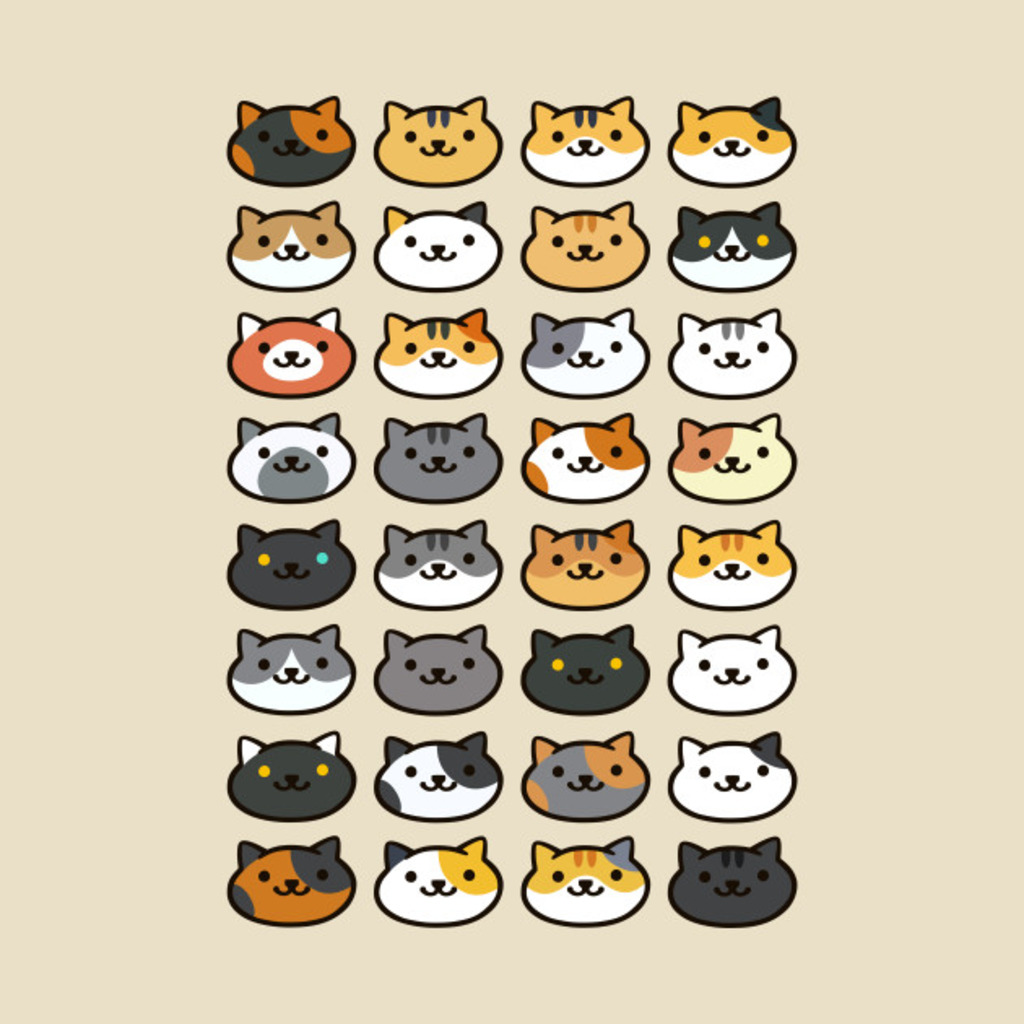 TeePublic: Neko Collector T-Shirt