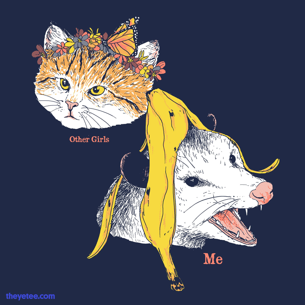 The Yetee: Not Like Other Girls