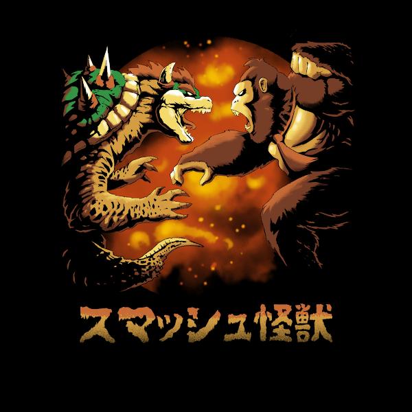 NeatoShop: Smash Kaiju