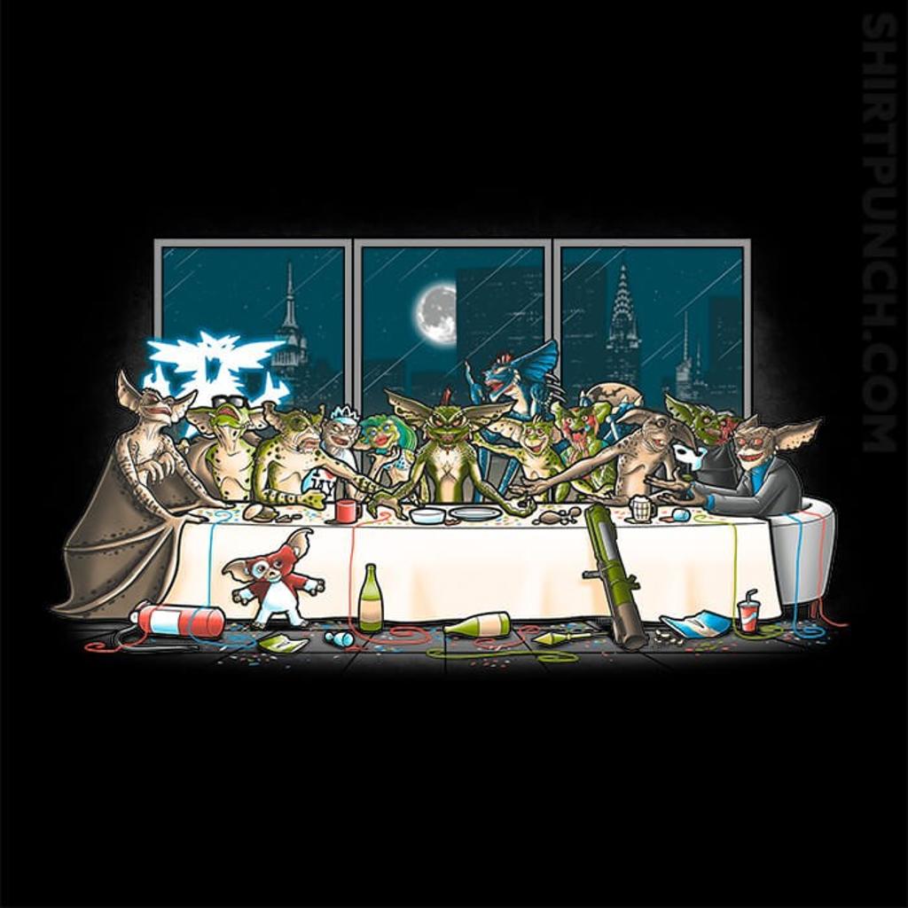 ShirtPunch: Last Dinner At Midnight