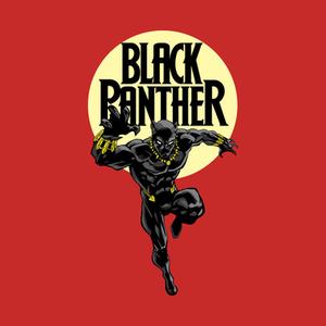 TeePublic: Black Panther