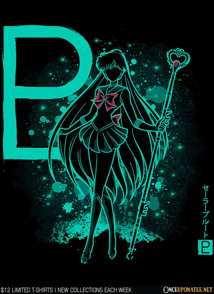 Once Upon a Tee: The Pluto