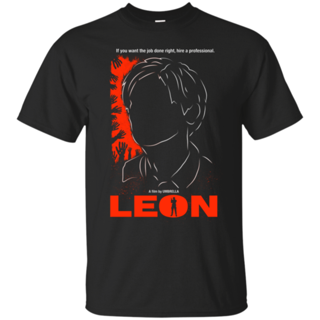 Pop-Up Tee: Leon Pro
