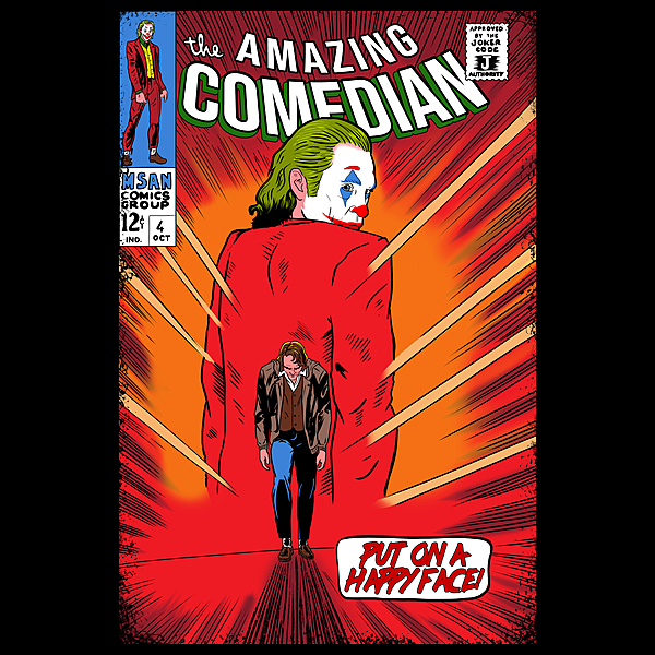 NeatoShop: The Amazing Comedian